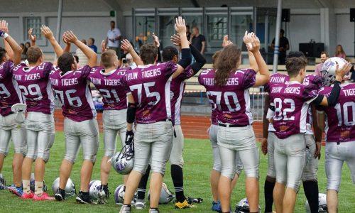U19 AFC Thun Tigers @ U19 AFC Zurich Renegades vom 06.07.19 5